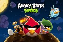 Angry Birds Space Bird Clan Desktop Wallpaper 1920x1080