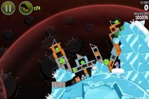 Angry Birds Space Danger Zone Level 11 Walkthrough
