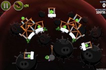 Angry Birds Space Danger Zone Level 15 Walkthrough