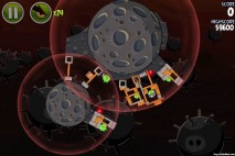 Angry Birds Space Danger Zone Level 16 Walkthrough