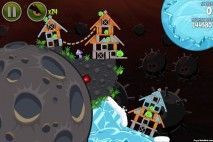 Angry Birds Space Danger Zone Level 7 Walkthrough