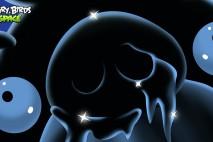 Angry Birds Space Frozen Pig Desktop Wallpaper  1920x1080