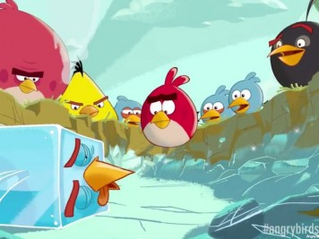 Angry Birds Space Origins Video Screenshot