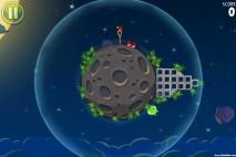 Angry Birds Space Pig Bang Level 1-3 Walkthrough