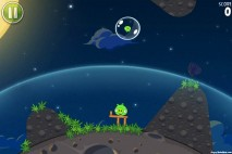 Angry Birds Space Pig Bang Level 1-6 Walkthrough