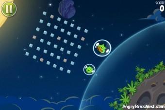 Space Eagle Walkthrough Pig Bang Level 1-9