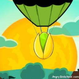 Angry Birds Avatar Golden Pistacio
