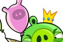 Angry Birds Avatar King Pig Up Close