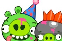 Angry Birds Avatar Pigs Love Birthday Parties