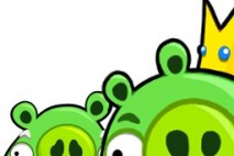 Angry Birds Avatar Pigs Up Close