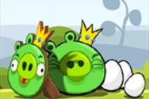 Angry Birds Avatar Pigs With Decoy