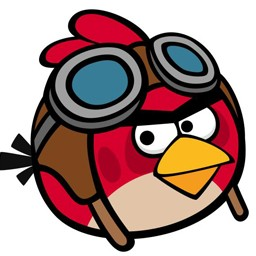 Angry Birds Avatar Red Bird