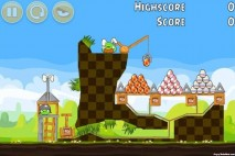 Angry Birds Chrome Seasons Easter Eggs Bonus Level #2