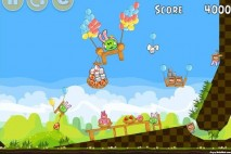 Angry Birds Chrome Seasons Easter Eggs Bonus Level #3