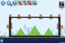 Angry Birds Facebook Golden Egg 7 Walkthrough