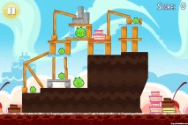 Angry Birds Free Level 8-1