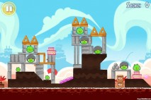 Angry Birds Free Level 8-2