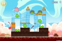 Angry Birds Free Level 8-3