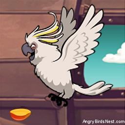 Angry Birds Rio Avatar Nigel Flying