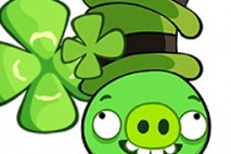 Angry Birds Seasons Avatar Irish Pigs