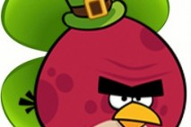 Angry Birds Seasons Avatar Irish Terence