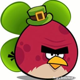 Angry Birds Seasons Avatar Irish Terence
