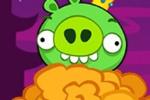 Angry Birds Seasons Avatar King Pig Chinese