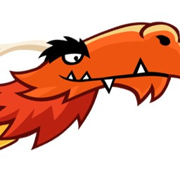 Angry Birds Seasons Avatar Mighty Dragon