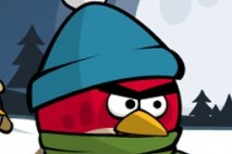 Angry Birds Seasons Avatar Red Bird Snow