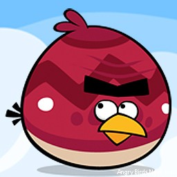 Angry Birds Seasons Avatar Terence Easter Egged