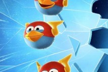 Angry Birds Space Avatar Blue Birds 3