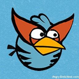 Angry Birds Space Avatar Blue Birds