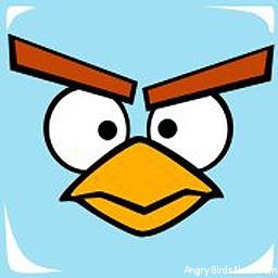 Angry Birds Space Avatar Ice Bird 2