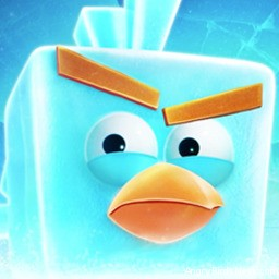 Angry Birds Space Avatar Ice Bird