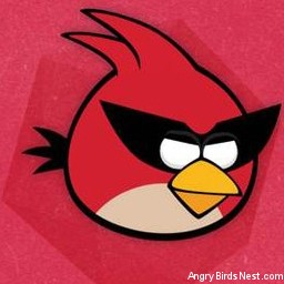 Angry Birds Space Avatar Red Bird 2