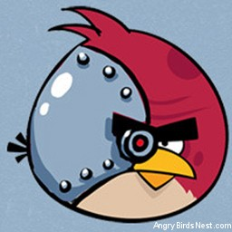 Angry Birds Space Avatar Terence 3