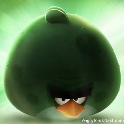 Angry Birds Space Avatar Terence