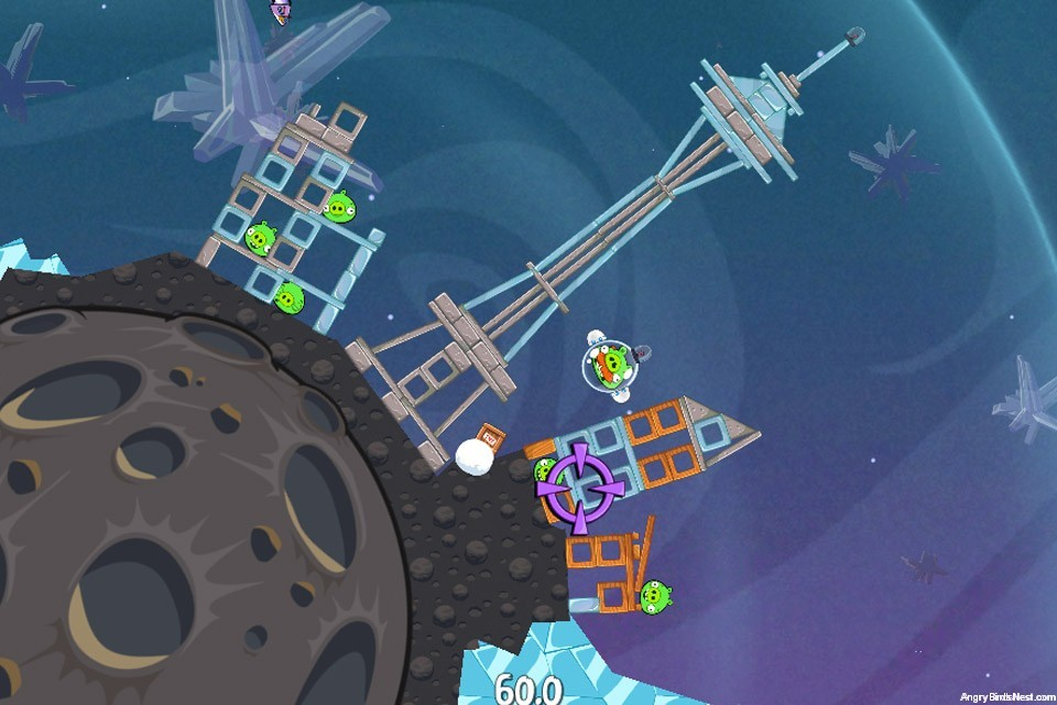 angry birds space lunar launcher - photo #23
