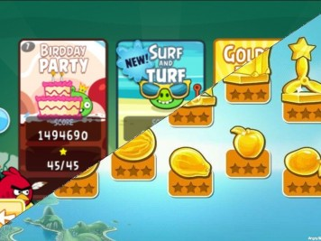 Surf and Turf Trophy Room Composite