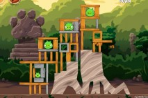 Angry Birds Cheetos Level 1-1 Walkthrough