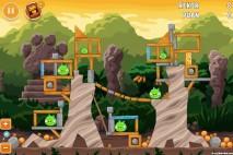 Angry Birds Cheetos Level 2-1 Walkthrough