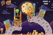 Angry Birds Cheetos Level 2-4 Walkthrough