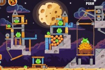 Angry Birds Cheetos Level 2-5 Walkthrough