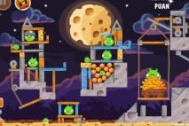 Angry Birds Cheetos Level 2-5 Walkthrough