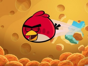 Angry Birds Cheetos Loading Screen