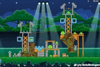 Angry Birds Friends Tournament Level 2 – Week 1 – May 21st