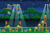 Angry Birds Friends Tournament Level 3 Week of May 21st Screenshot