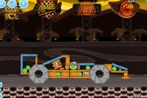 Angry Birds Lotus F1 Team Level #2 Walkthrough