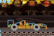 Angry Birds Lotus F1 Team Level #2 Walkthrough