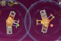 Angry Birds Space Utopia Level 4-3 Walkthrough